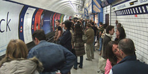 Northern Line Hotter Than Usual