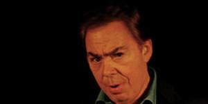 Andrew Lloyd Webber Gets Genius Gong. Not Evil Genius.