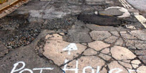 Wandsworth's Plague Of Potholes