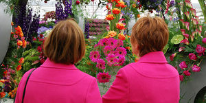 RHS Chelsea Flower Show 2008 Opens