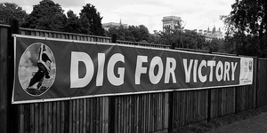 Dig for Victory and a Sustainable Future