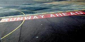 Ooh, aye, BAA, we don't want no third runway