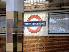 South Harrow station