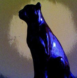Panther figure