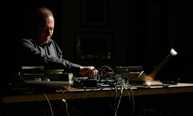 Philip Jeck at Atmospheres 2
