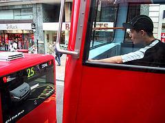 Boris Cracks Down On Bad Bus Behaviour
