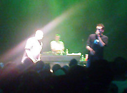 Atmosphere & Brother Ali at Koko