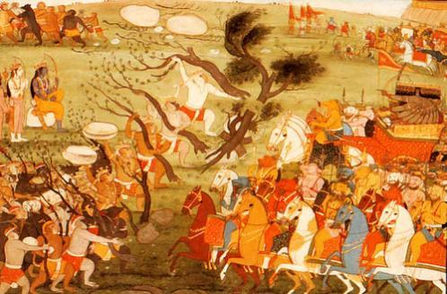 The British Library Gets Epic With The Ramayana