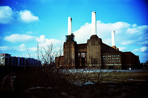 Battersea Looks Back To The Future