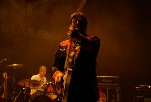 Londonist Live: Stiff Little Fingers and Mark Stewart at Meltdown 2008