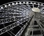 Greenwich Wheel Gets Turning