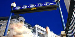"Oxford Circus To Get ""The Tokyo Look"""