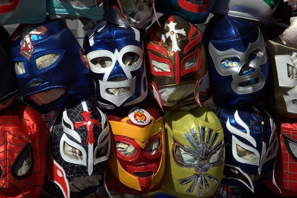 Lucha Libre London at the Roundhouse