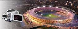 Fish Eye Olympic Stadium Spy