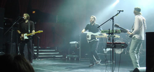 Live Review: Death Cab For Cutie and Das Pop at Koko for iTunes festival