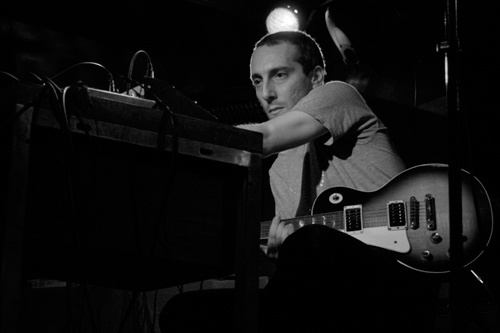 Review: Oren Ambarchi at The Luminaire