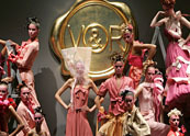 She's In Fashion: Viktor And Rolf At The Barbican