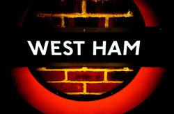 West Ham Fans In Transatlantic Tiff