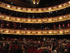 Stelle! Che vedo? The Sun sets on the Royal Opera House…
