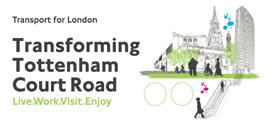 Transforming Tottenham Court Road at NLA