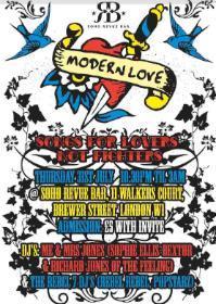 Modern Love with Me & Mrs Jones