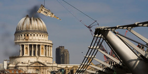 Touch Up London #90: St Paul's Destroyed