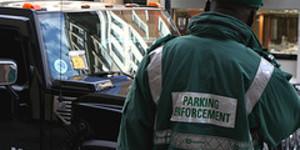 Changing How Parking Enforcement Rolls