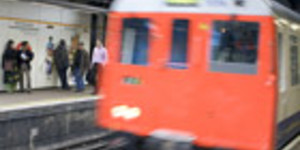 More Victoria Line Vexations?