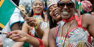 Notting Hill Carnival: Day Two In Pictures