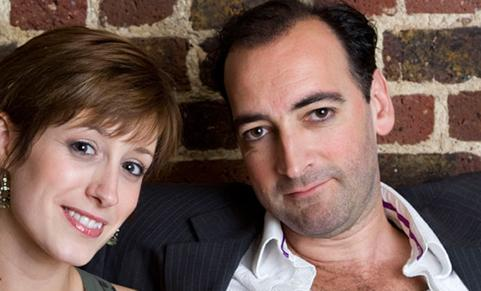 Connie Fisher & Alistair McGowan