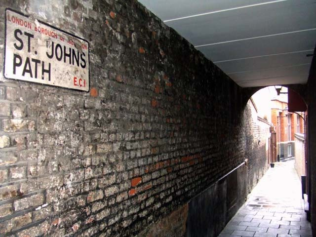 Have You Been Down This Back Passage?