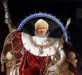 Boris In Blue-Blooded Shocker