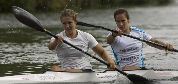 Olympics: GB Pair Paddle For Perfection