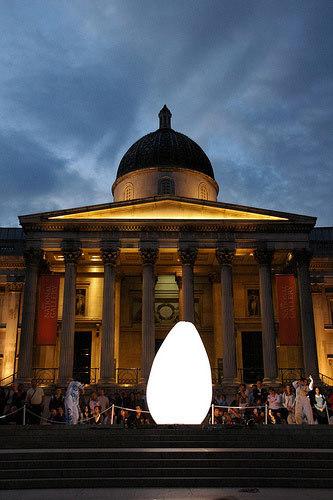 Trafalgar Square Festival: In Pictures