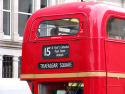 Routemaster Goes East