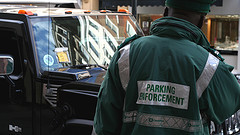 Changing How Parking Enforcement Rolls