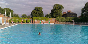 Sporting Preview: Aquathlon @ Brockwell Park Lido