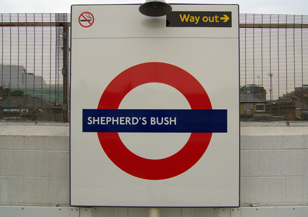 Shepherd's Bush Market station