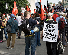 Deja Vu As Christians Condemn Moneylenders