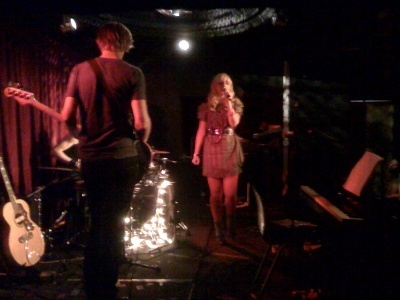 Live Review: Polly Scattergood @ The Luminaire, 24th September