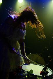 Review: CSS and Florence and the Machine @ Koko
