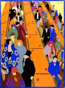 Art Of The Poster At London Transport Museum