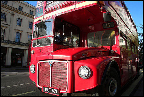 Another Day, Another Routemaster Design