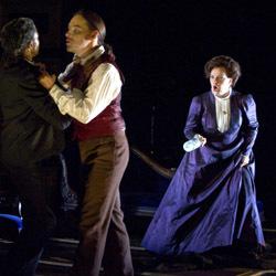 Review: Walton's Façade/The Bear, Linbury Studio Theatre