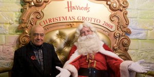 Harrods Christmas Parade
