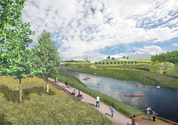 'New Kind Of Park' For Olympic Site
