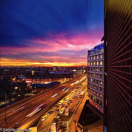 Photo of the Day: Hammersmith Twilight