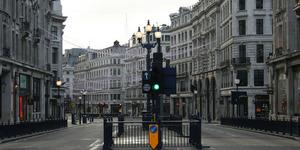 London: Population Zero