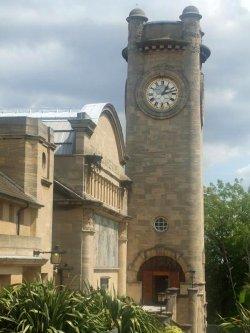 Horniman Tower