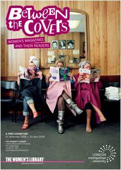 Review: Between the Covers @ The Women's Library